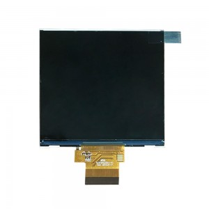 New 3.95 inch 480*480 LCD for smart home