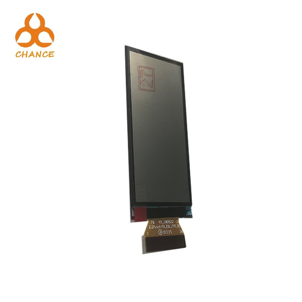 2018 popular 2.3 inch 128*256   e-ink display on sale