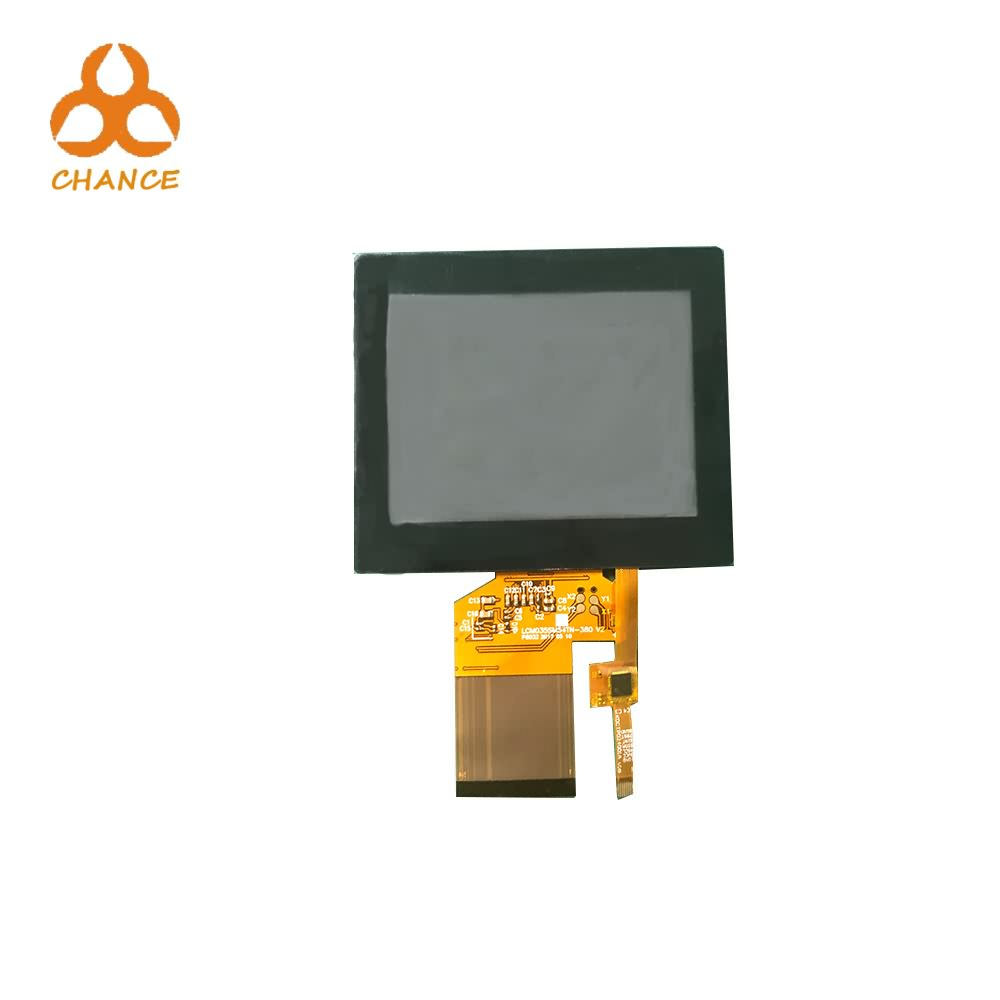 320*240 Resolution SPI+RGB Interface 54pin 3.5 inch IPS  tft  lcd module with CTP  for electronic device