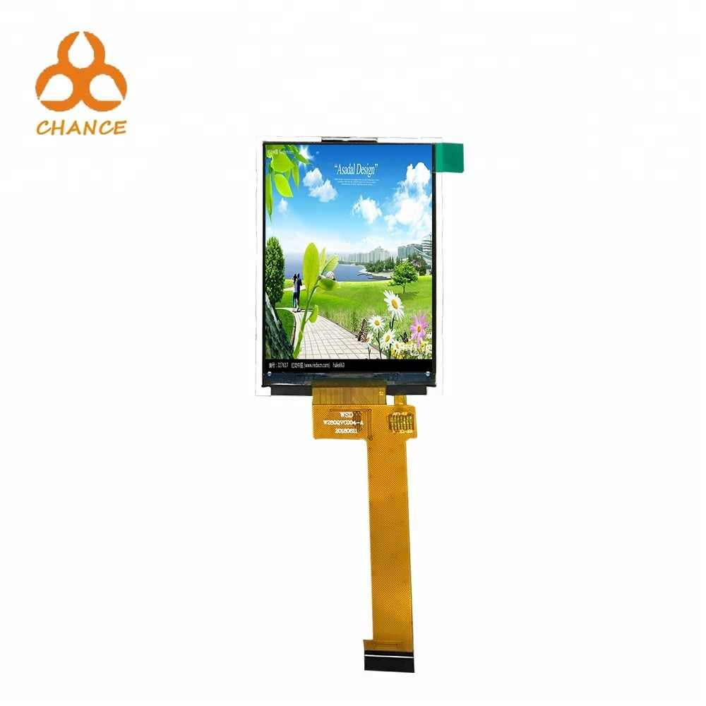 The 2.8 Inches Display Area Contains 240*320Dot-Matrix MCU Interface Intelligent products lcd screen