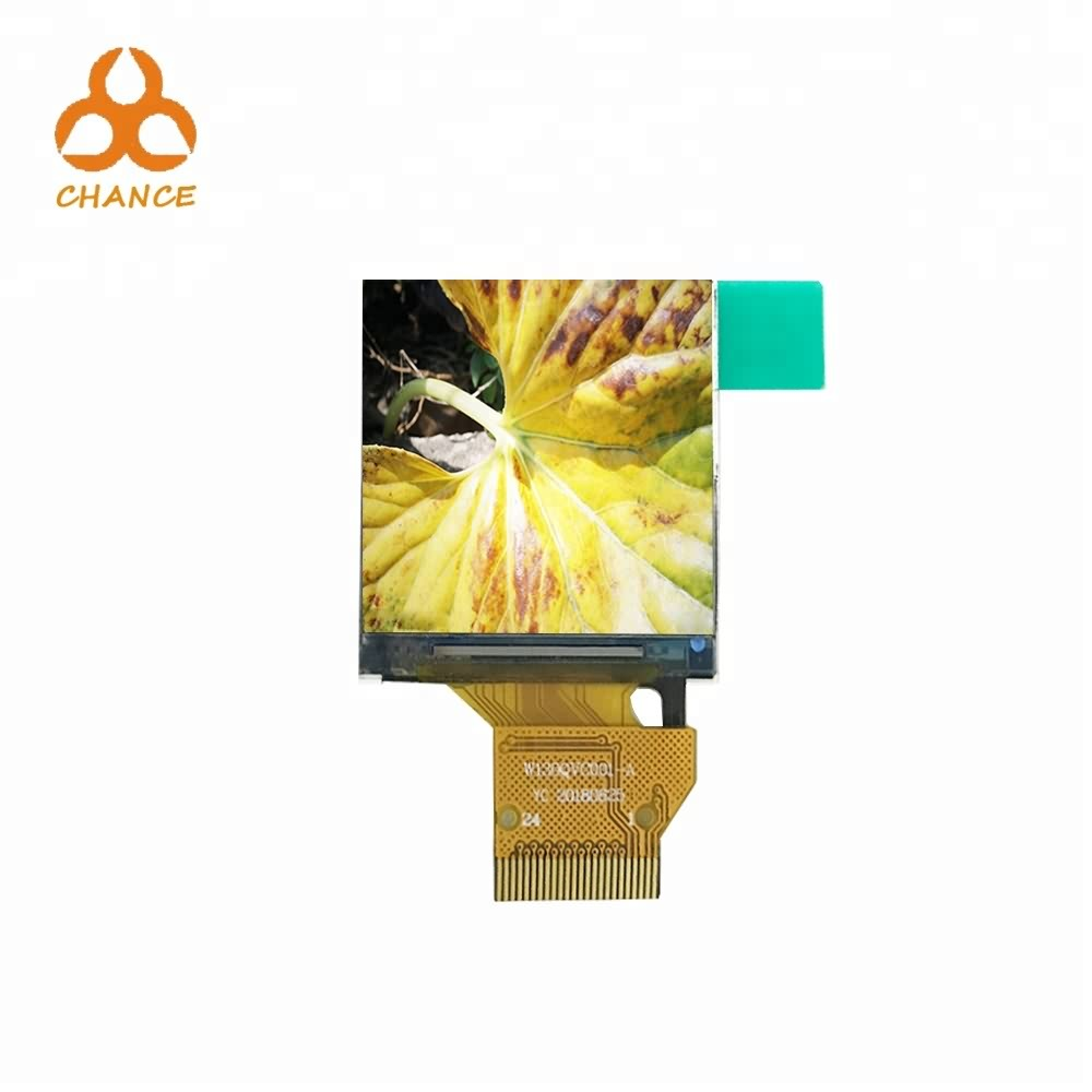 1.3 inch 240*240 MCU interface small 24 pin LCD Module for instrument