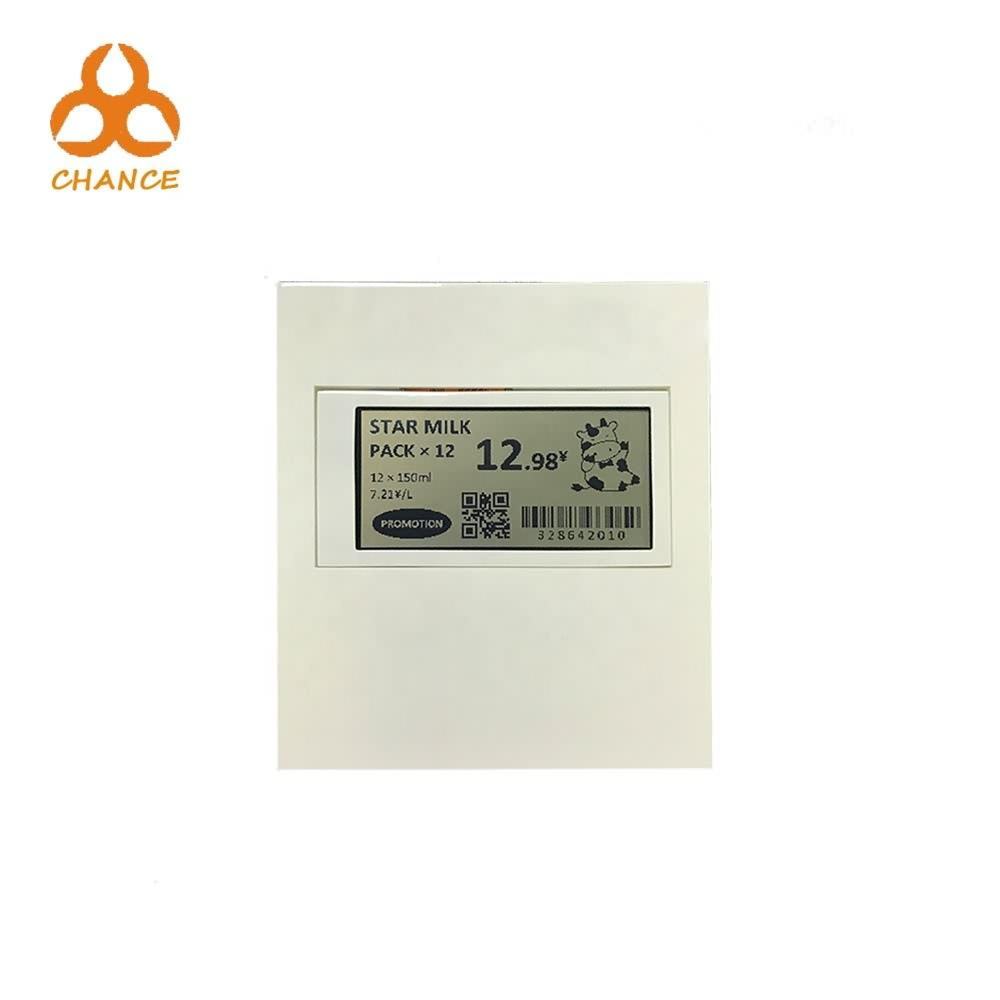 2.13 inch SPI interface SSD1675 104*212 e-paper e-ink module shelf label billboard for supermarket
