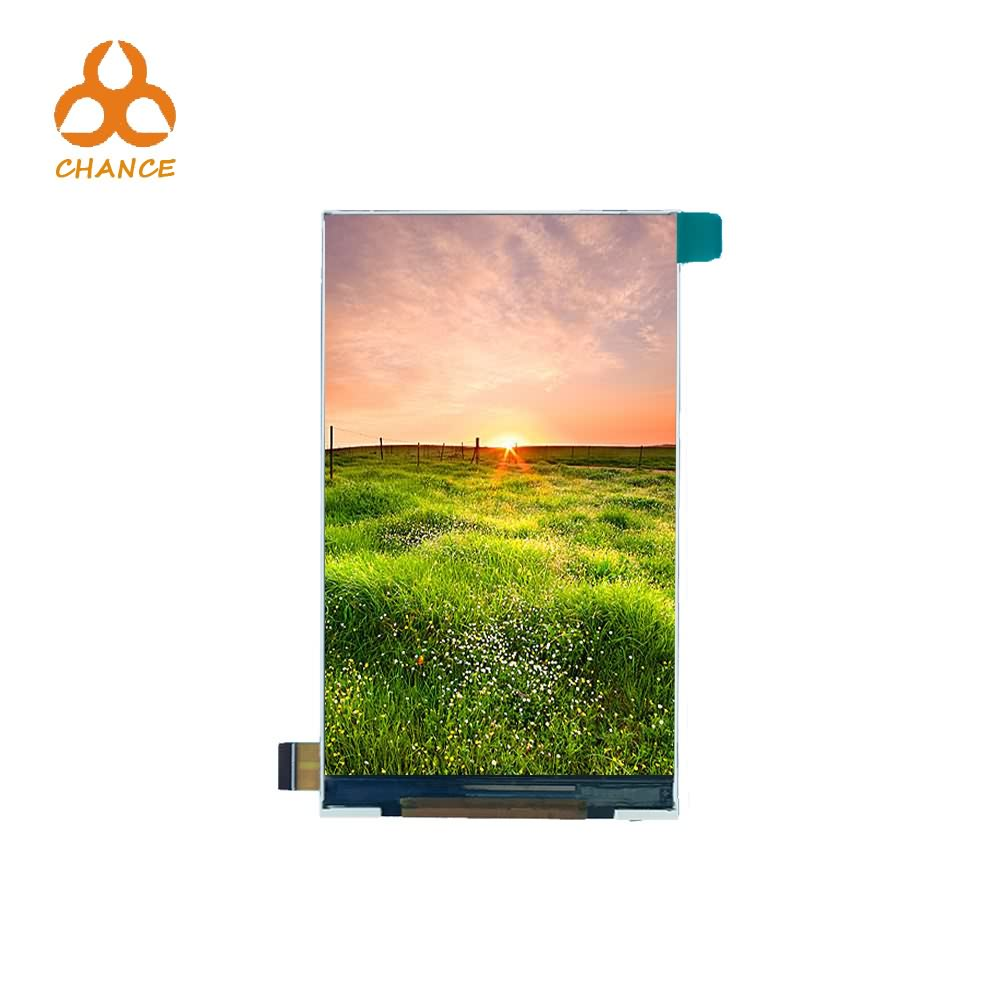 3.97 inch 480×800 OTM8019A MIPI interface IPS full viewing angle TFT LCD display