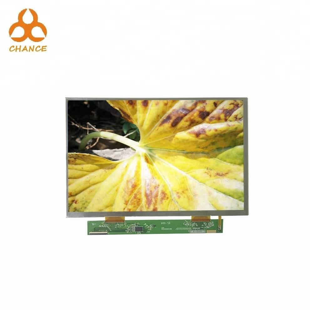 """Original 10"""" 1280 *3(RGB)* 800 MIPI LVDS interface IPS full viewing angle TFT LCD display"""