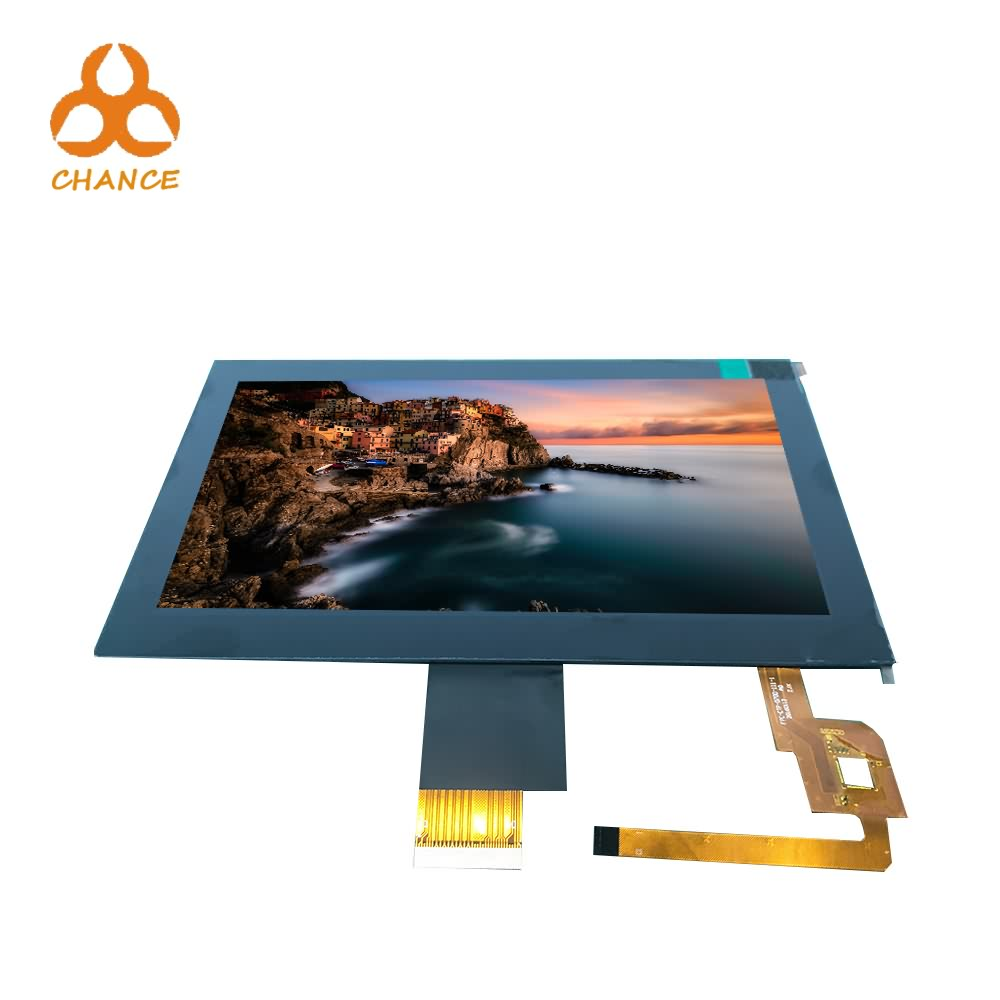 Industrial 1024*600 40pin 7 inch lcd capacitance touch panel popular in Europe