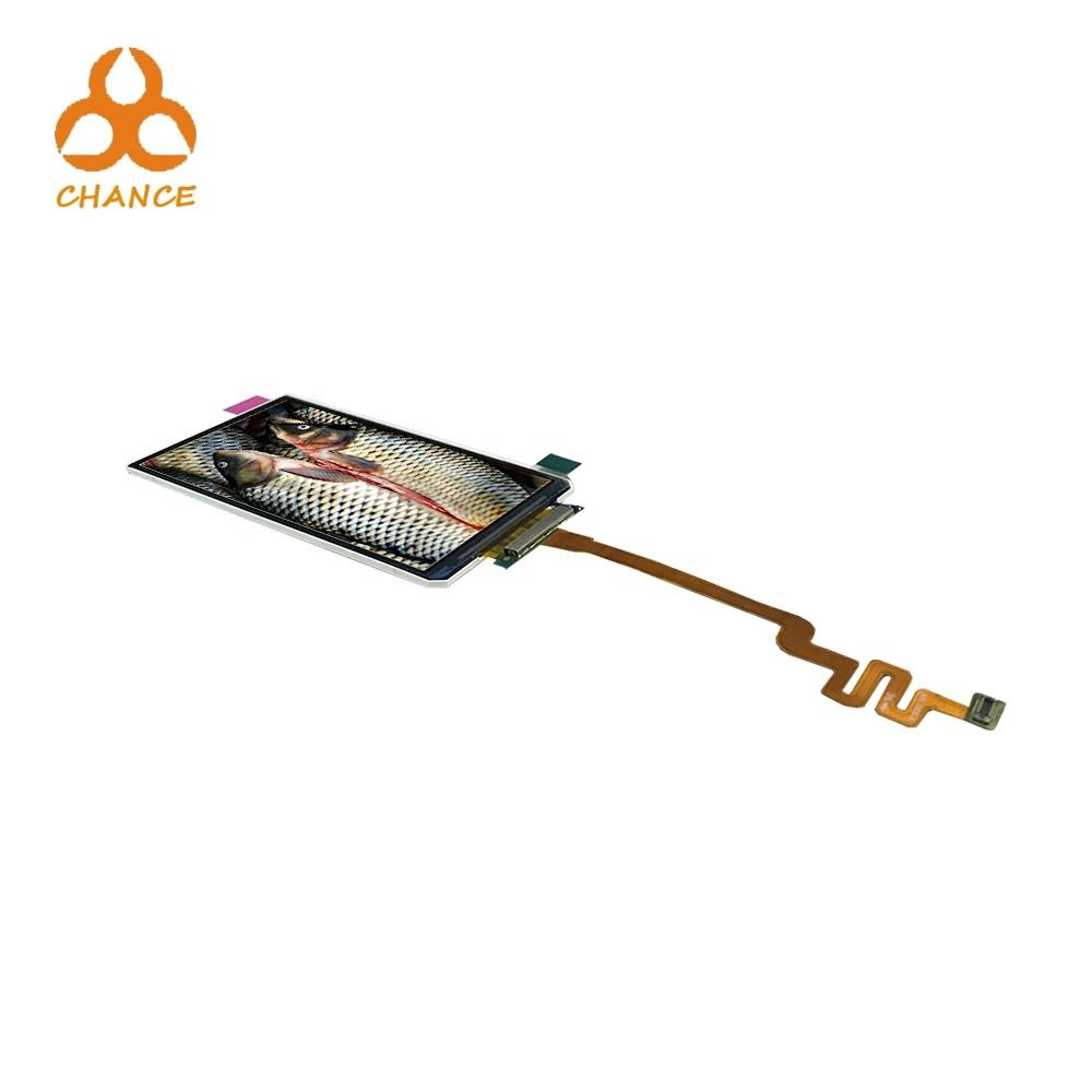 2.45'' 240*432 resolution MIPI oem IPS TFT LCD display panel for mini mobile phone