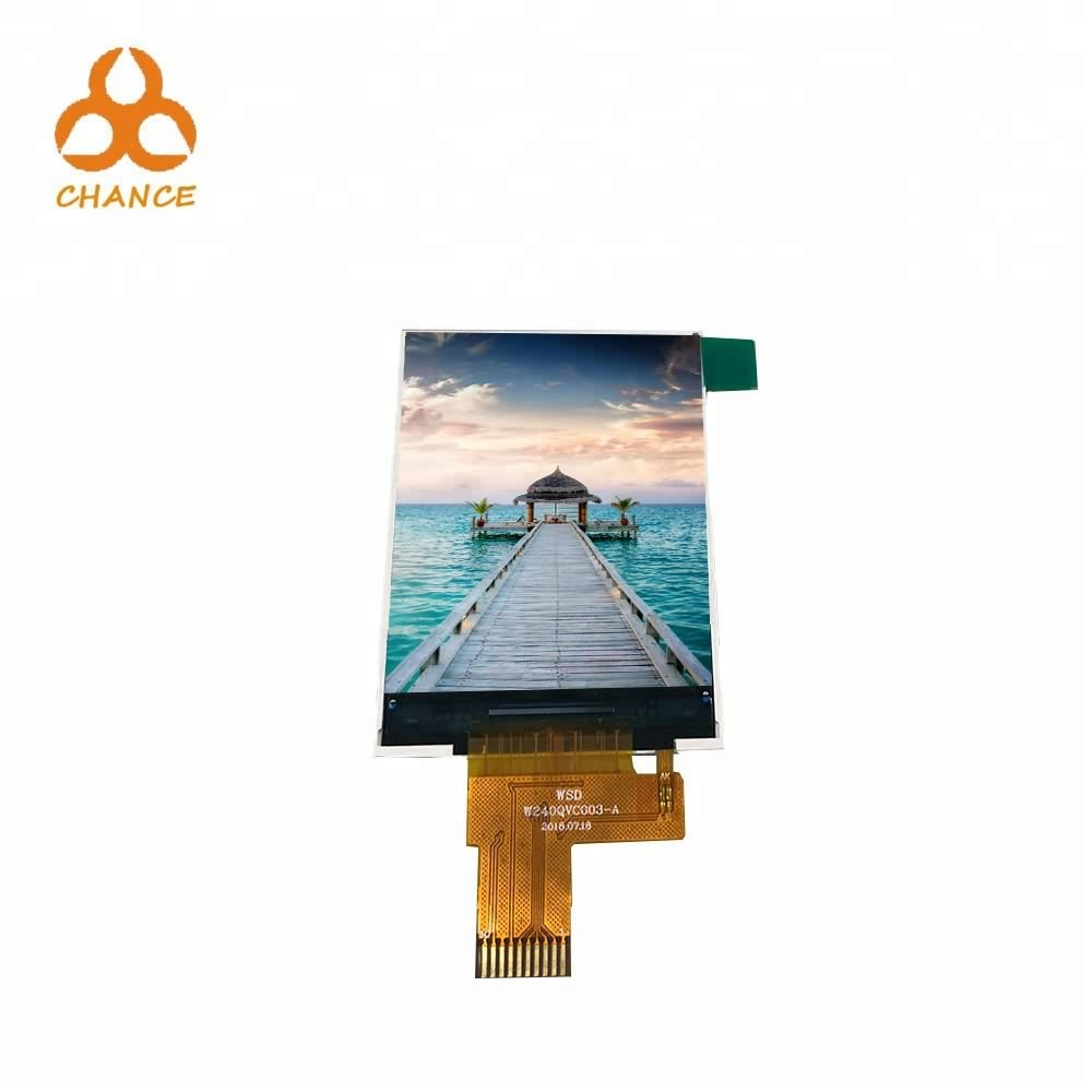 2.4'' 240*320 SPI Interface 25pin Small Lcd Display Module OEM/ODM