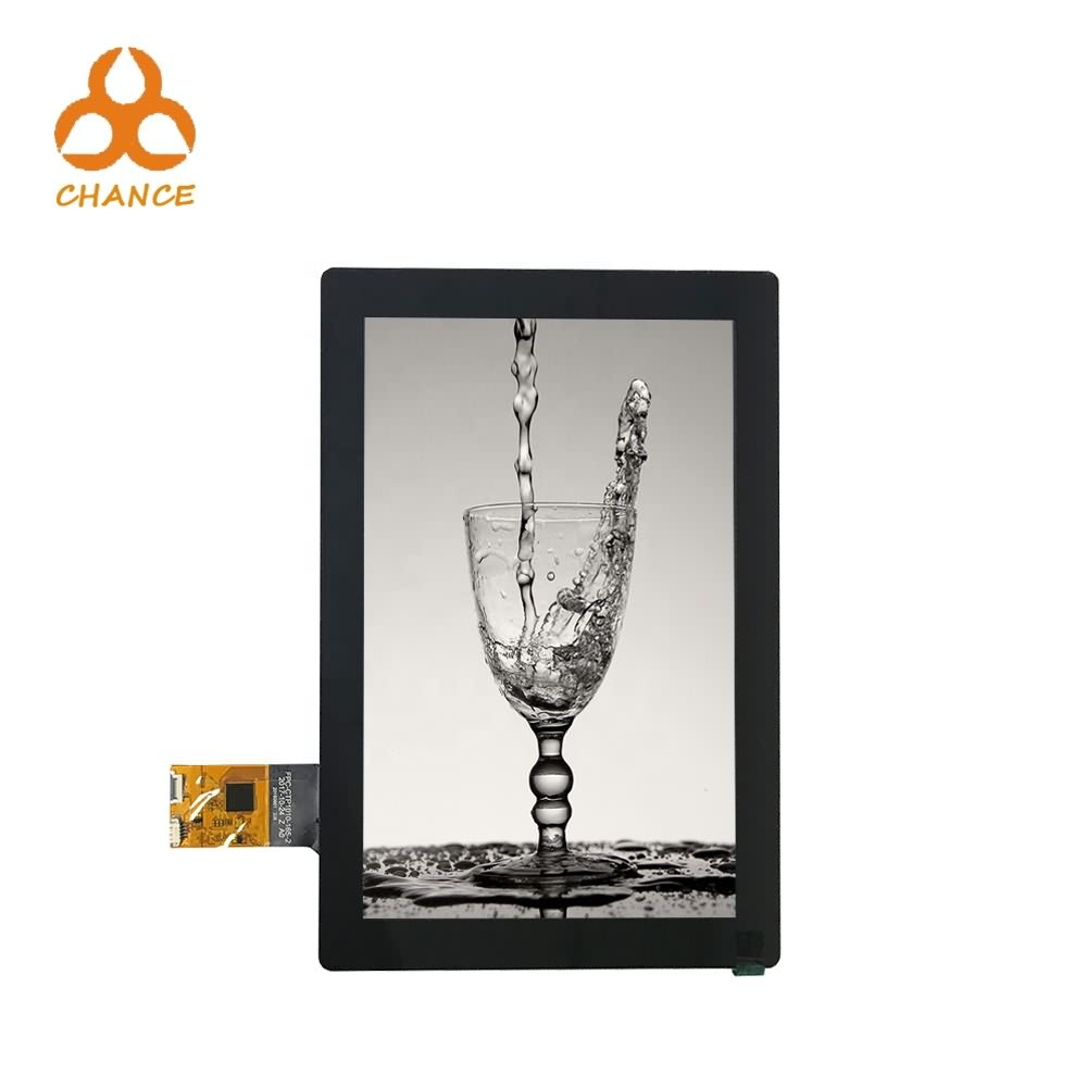Tablet screen 10.1 inch 800*1280 or 1280*800 MIPI taxi video ips tft lcd advertising screen with CTP capacitive touch panel