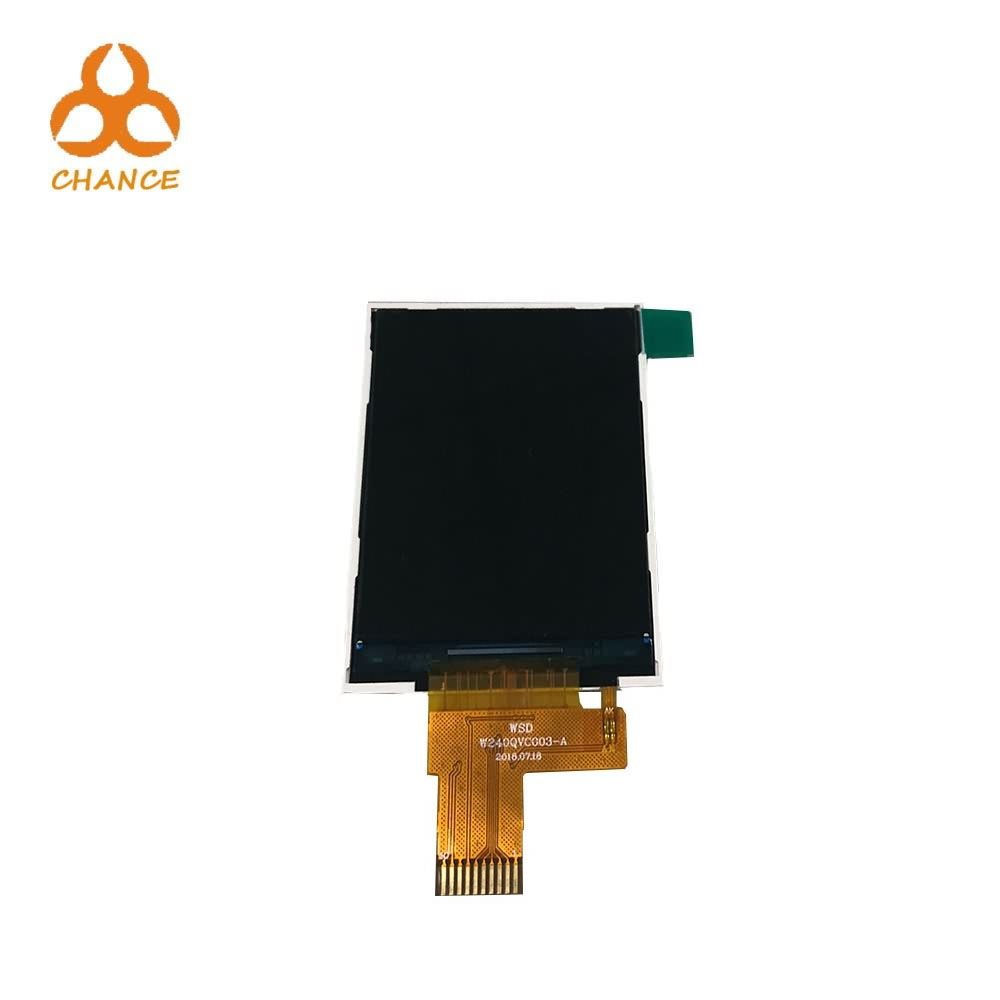 2.4 inch 240*320 Resolution IPS Spi Interface LCD Screen Module hot sale in Europe