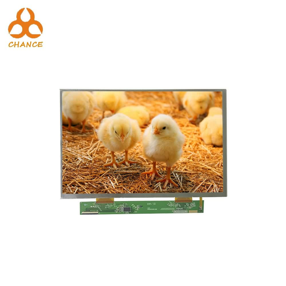 Original 10.1 inch module 1280 *3(RGB)* 800 MIPI LVDS interface high resolution graphic programmable tft lcd module