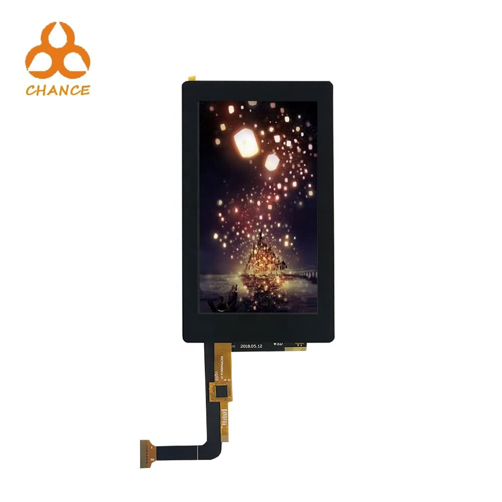 5.0 inch 720*1280 MIPI 4 lane interface mobile lcd screen at good price