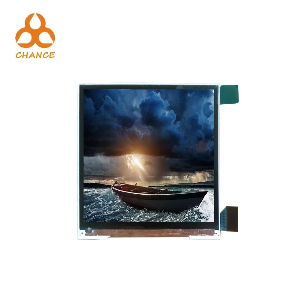 3,0-дюймовый 720 * 720 MIPI DSI Интерфейс 30 контактный экран TFT LCD