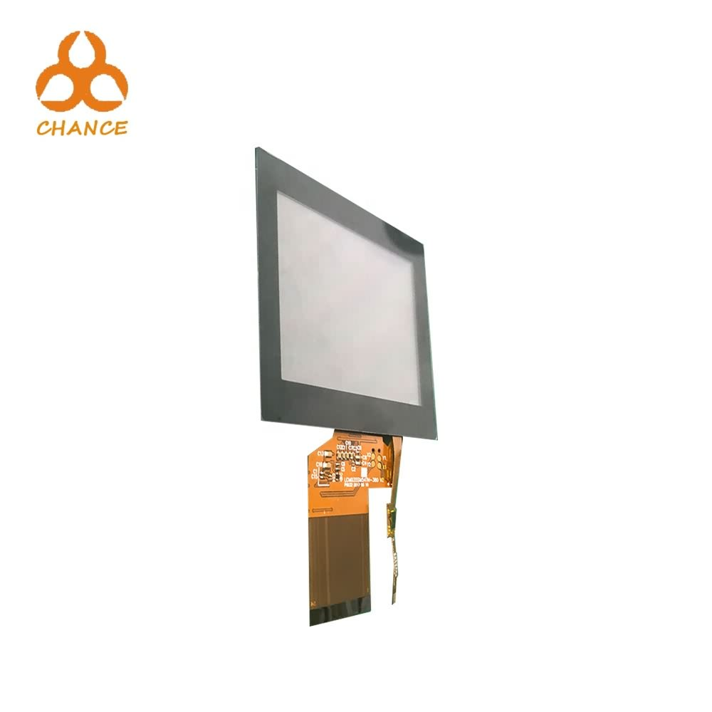 Exw price 3.5 inch tft lcd 320*240 SPI+RGB interface car radio and vr ips  tft lcd screen with capacitive touch panel