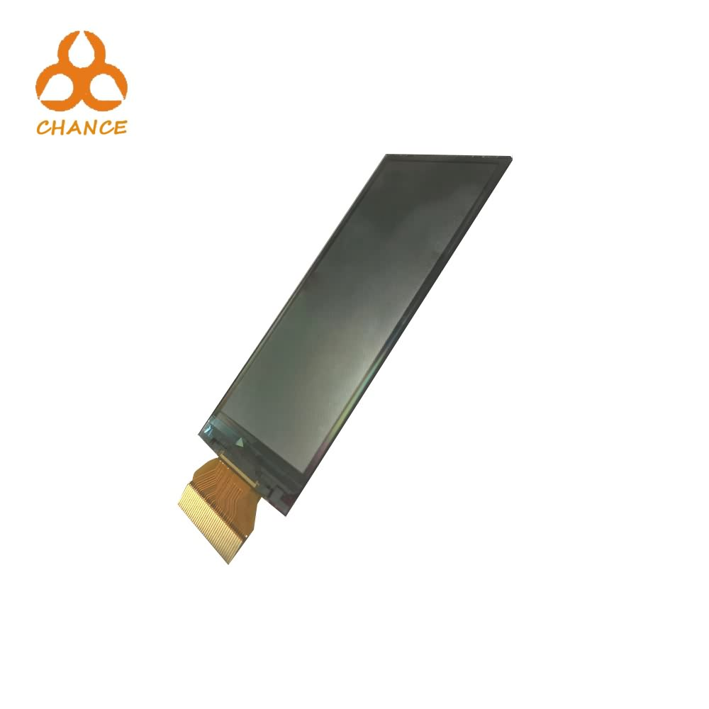 2018 popular 2.3 inch 128*256  electronic paper for mall