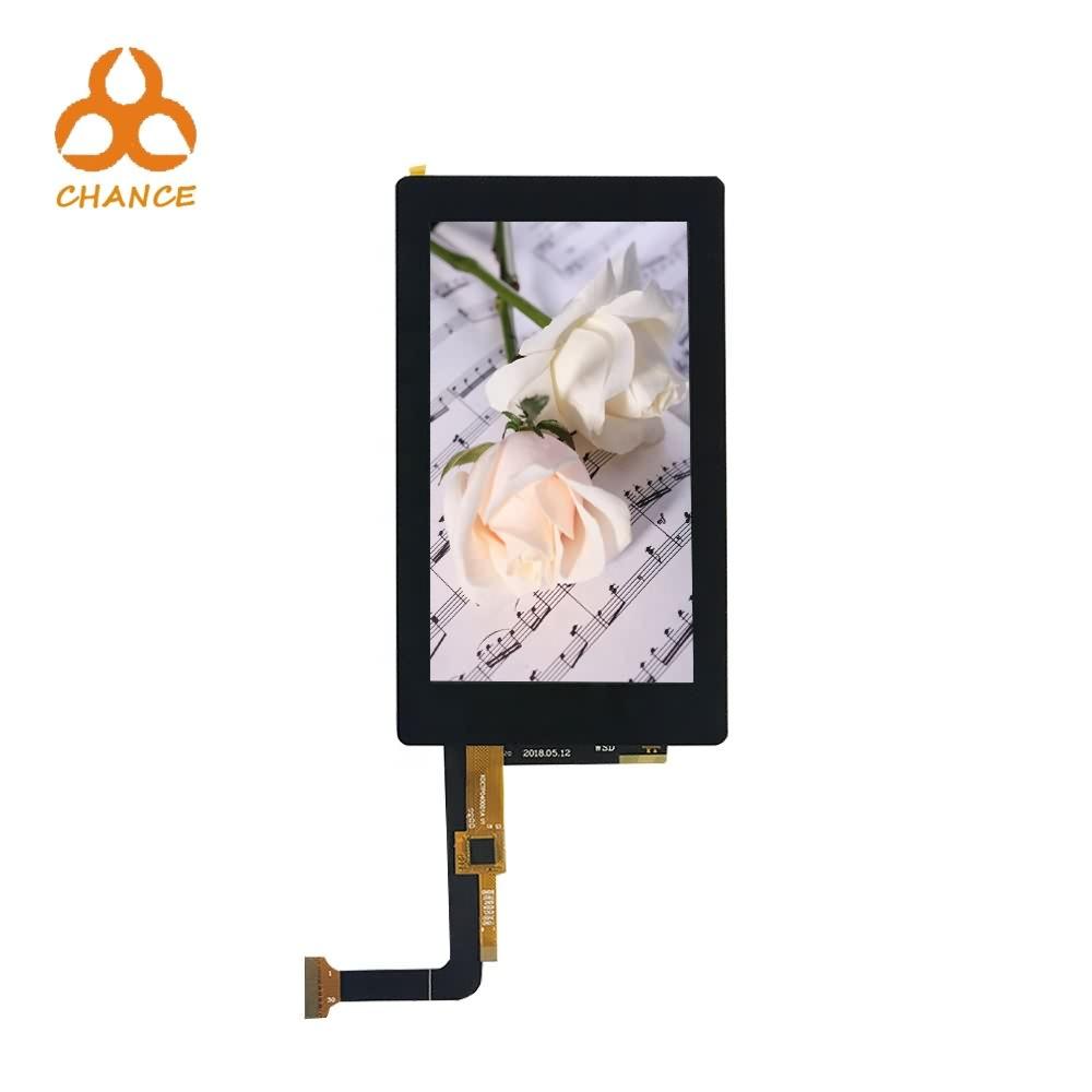 5.0 inch 720*1280 MIPI 4 lane interface mobile lcd display at good price