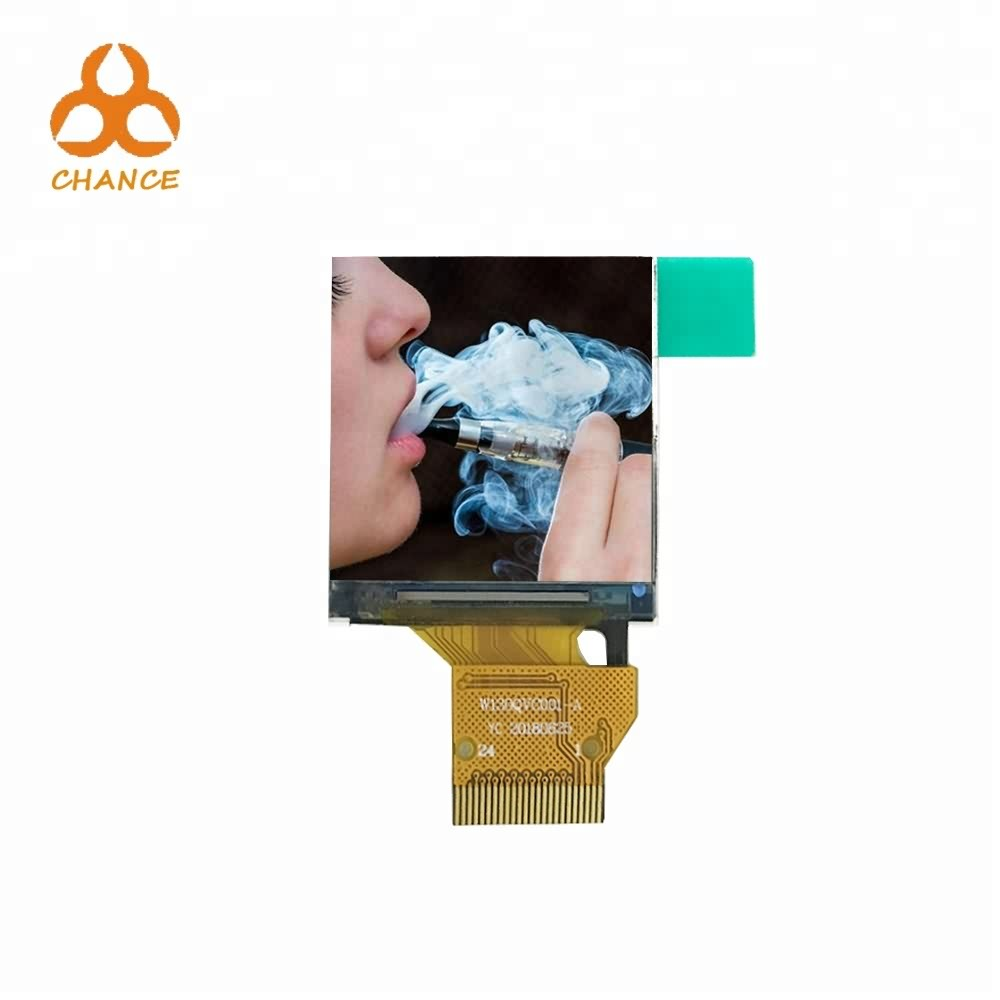 1.3 inch 240*240 MCU interface 24 pin mechanical box LCD Display Panel at best price