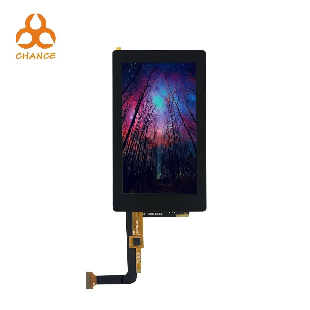 5.0 inch 720*1280 MIPI 4 lane interface mobile tft lcd  module at good price