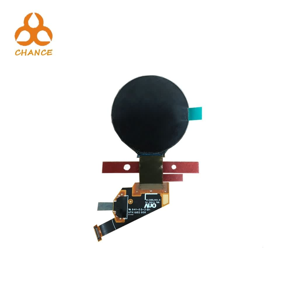 Round  1.39 inch 400*400  MIPI 1-lane interface wholesale Oled display